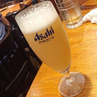カルピス&ビール