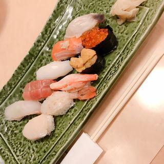 握り寿司(すし善 大丸札幌店)