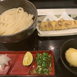 ちく玉天生醤油(うだま 梅田店 (うどん魂一筋うだま梅田店))