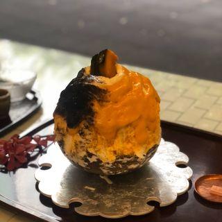 かぼちゃくりぃムーン(廚菓子くろぎ (クリヤカシクロギ))
