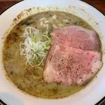 濃厚鶏白湯ラーメン(麺屋ほぃ )