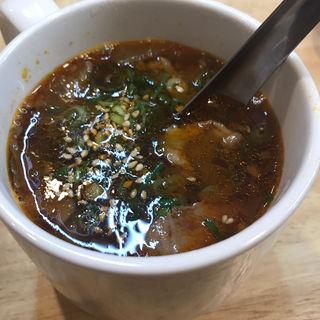 雑炊(焼肉 溺れる牛)