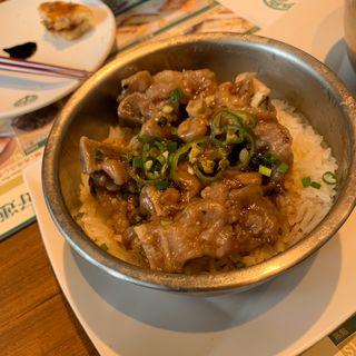 スペアリブの蒸しご飯(添好運 日比谷店)