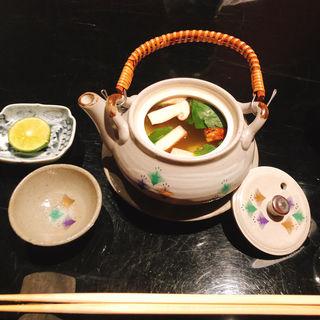 土瓶蒸し(寿司 はせ川 西麻布店 (はせがわ))
