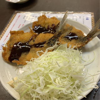 いわしフライ(ぎょっちゃん )