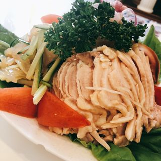 冷菜5種盛り(味王 中野店 (アジオウ))