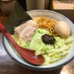 熟成練り醤油らーめん(無銘 )