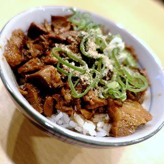 ミニヘタ丼(中も津屋 北浜店)