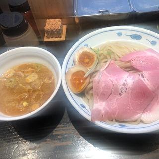 サバ濃厚鶏つけめん(サバ6製麺所 西中島南方店 (さばろくせいめんしょ にしなかじまみなみかたてん))