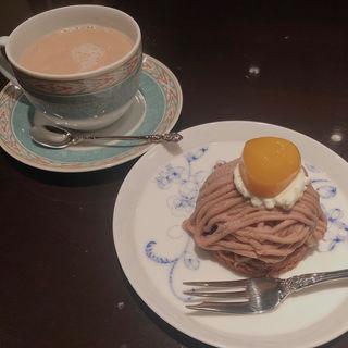 カフェオレ(皇琲亭 (コーヒーテイ))