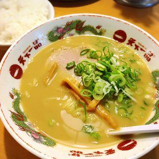 こってり中華そば 並(天下一品 歌舞伎町店 (てんかいっぴん))