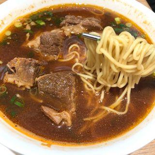 牛肉麺(鼎泰豐 JRセントラルタワーズ店 (ディンタイフォン))