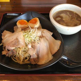 濃厚魚介バラチャーシューつけ麺