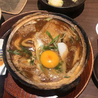 味噌煮込みうどん(山本屋本店 栄中央店 )