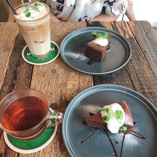 ガトーショコラ(コトカフェ (coto cafe))