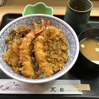 天丼(天松 日本橋店 (てんまつ))
