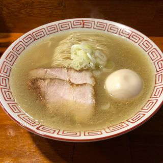豚骨清湯〜超ライト豚骨ラーメン〜(がふうあん )