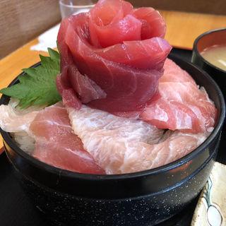 鉄華丼(まるよ 西条店 )