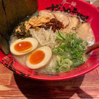 全部のせラーメン(ラー麺 ずんどう屋 梅田店 )