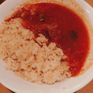 クスクスのトマトソース(Bistro ひつじや (ビストロ ヒツジヤ))