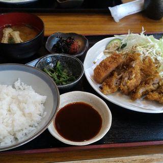 ヒレカツ定食(カツ吉 )