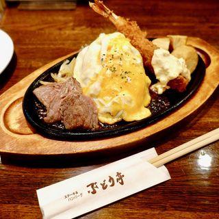 スベシャルセット(ぶどう亭 )