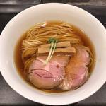 鶏そば(らぁ麺やまぐち)