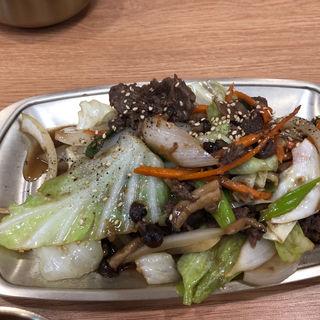 プルコギ定食(金のスプーン)