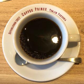 コーヒー(焼肉プリンス)