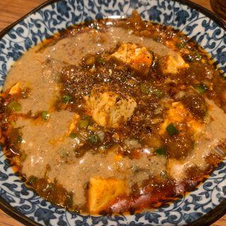 麻婆豆腐(喜界島担々麺 香 北の浜部屋 (きかいじま たんたんめん かおり))