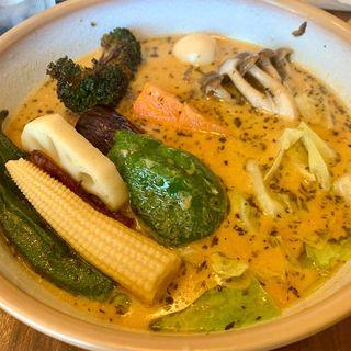 ラム野菜カリー