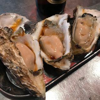 生牡蠣2P+お酒セット(魚草)
