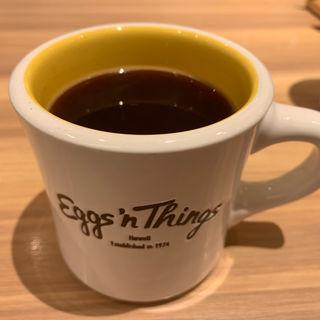 ホット100%コナコーヒー(Eggs 'n Things 仙台店)