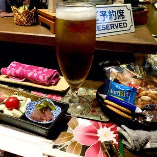 若宮舞松原ハシゴ酒セット(酒処 花)