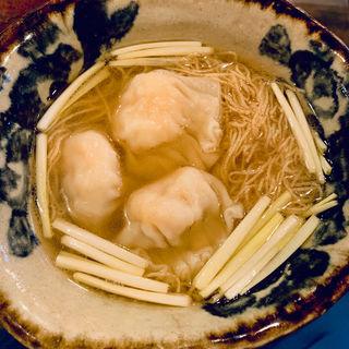 海老ワンタン麺(茶酔楼 時の葉 )
