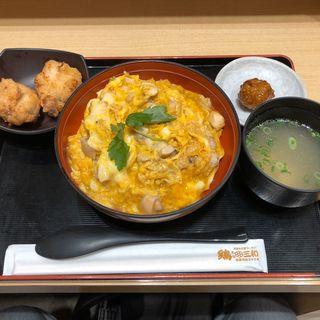 名古屋コーチン 親子丼(鶏三和LUCUA大阪店)