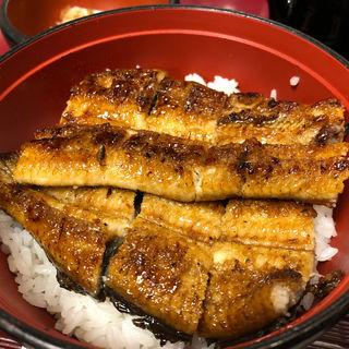 鰻丼(特上)