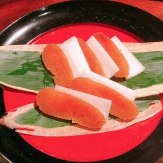 唐墨(蕎麦懐石 無庵 (むあん))