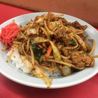 ジャンロー飯(昇福亭 )