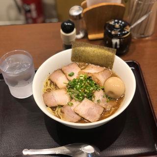 味玉チャーシュー麺(中華そば おかべ )