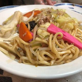 皿うどん(中華料理ぼたん )