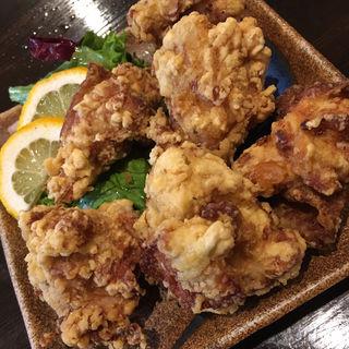 若鶏の唐揚げ(1個)(旬味旬菜 大和)