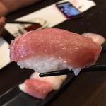 赤身(握り2貫)(旬味旬菜 大和)