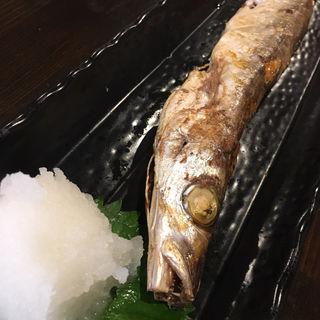 カマス塩焼き(旬味旬菜 大和)