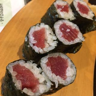 鉄火巻き(巻き寿司)(旬味旬菜 大和)