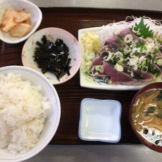 日替わり定食(い志い食堂 )
