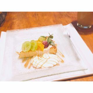 チーズケーキ(ウールムール (WOOLLOO MOOLOO))