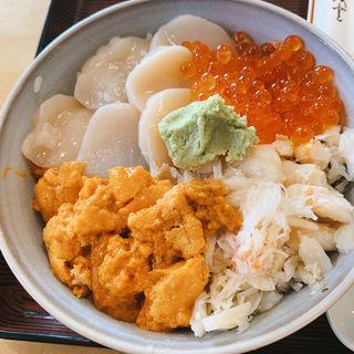 北海丼( 志むら (しむら))