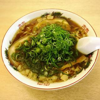 尾道ラーメン(尾道らーめん 三公)