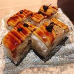 あなごの棒寿司(山水草木 )